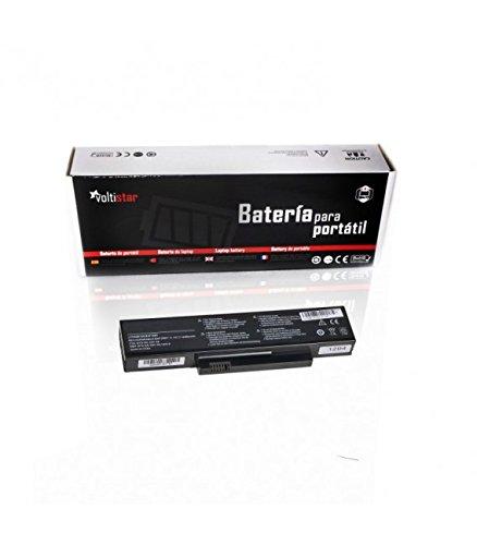 Portatilmovil - BATERIA para FUJITSU Siemens ESPRIMO Mobile V6515 V5535 V5515 V5515-T2130 V5535 V5555 Portatilmovil®