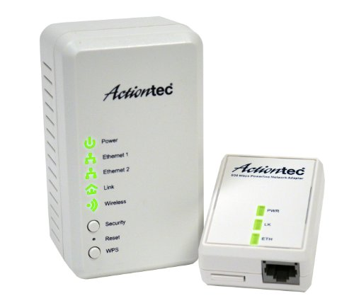 Actiontec Wireless Extender Powerline PWR51WK01