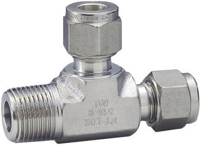 ハイロック社 ハイロック チューブ継手 オスランチーズ チューブ外径 6 ネジR(PT)1/2 CRTM6M-8R