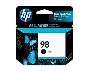 HP OfficeJet 6310 Black OEM Ink Cartridge - 400 Pages