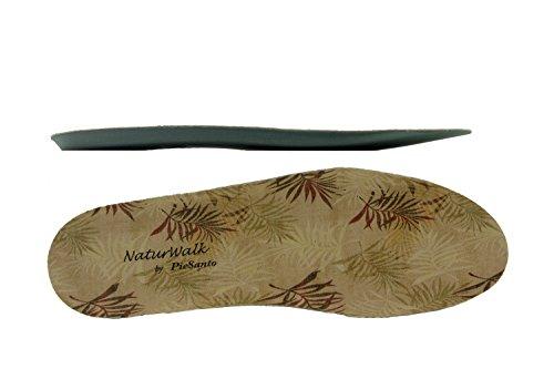 Comfort Scarpe Sneaker Pelle Carbon Piesanto 7994 Larghezza Speciale Donna qEndwxwXT