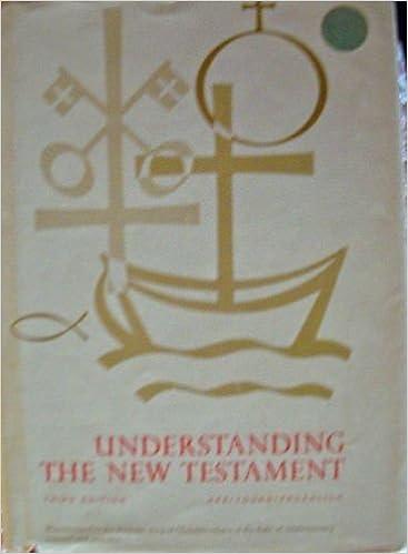 Understanding the New Testament, Kee, Howard Clark