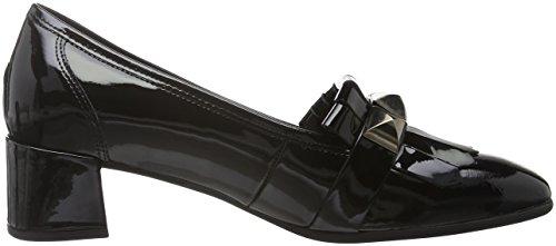 Gabor Shoes Basic, Zapatos de Tacón para Mujer Negro (Schwarz 97)
