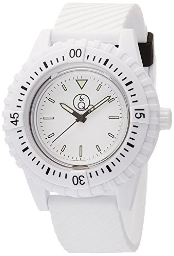 Q & Q SmileSolar watch 20BAR series White RP06-002 Men
