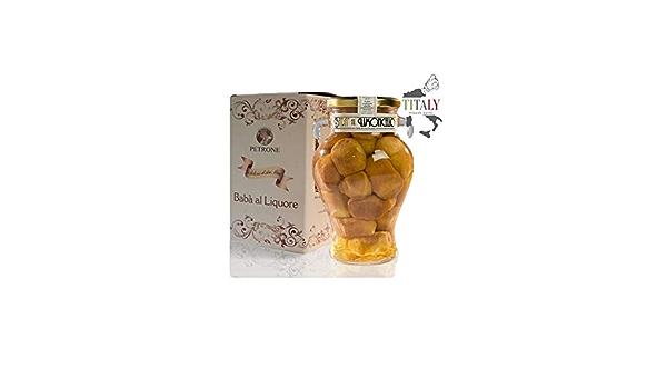 Babà en el licor - Las delicias de Don Mimi - degustar ...