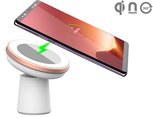 Qi Magnetic Wireless Car Fast Charger Wynk Car Mount Phone