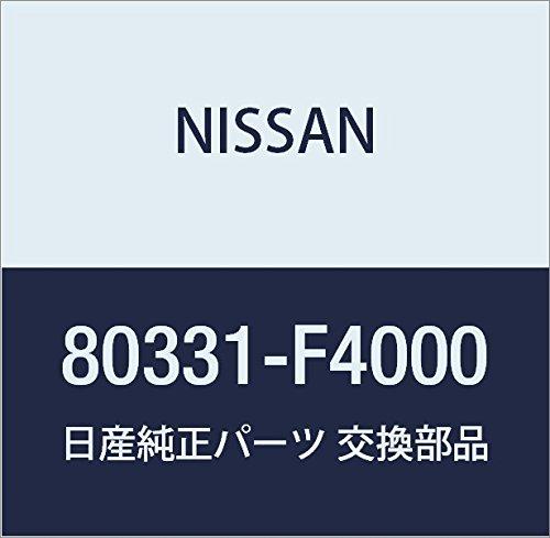 NISSAN(ニッサン) 日産純正部品 ガラス ラン ラバー 80331-55G12 B01MXEKZCG 80331-55G12