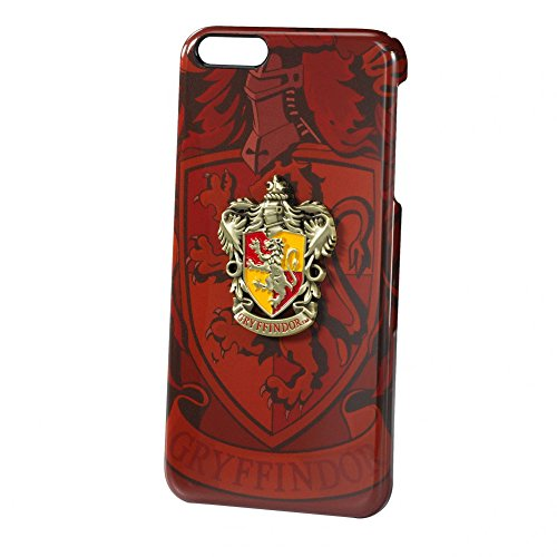Cell Harry Potter Phone - The Noble Collection Harry Potter Official Gryffindor House Crest iPhone 6 Case
