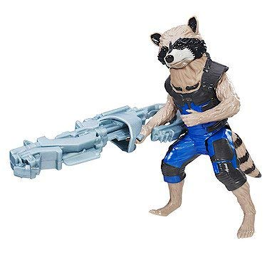 - Marvel Guardians Of The Galaxy Titan Hero Series: Rocket Raccoon