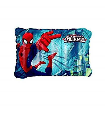 Cojín rectangular 38 x 24 cm Spiderman Playa Piscina Idea ...
