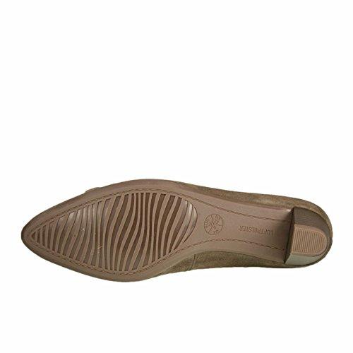 ara 41407-05 - Zapatos de vestir de Piel para mujer Gris - Schlamm