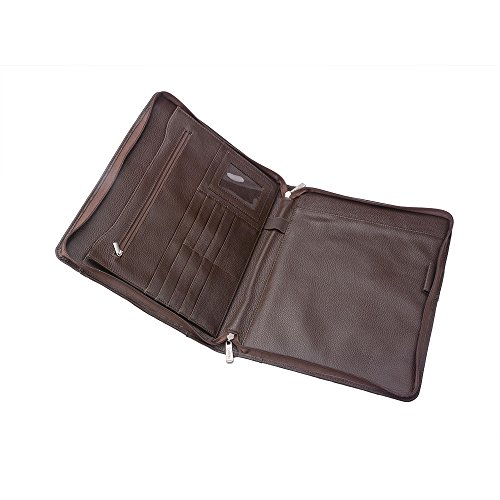 Professional Leaather Padfolio, Designed to Hold New 9.7 ...
