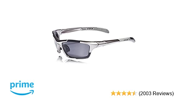 f7270c250de Amazon.com  Hulislem S1 Sport Polarized Sunglasses FDA Approved (Gun-Smoke)  Sunglasses for Men Women Mens Womens Sports  Sports   Outdoors