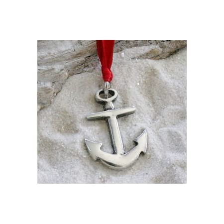 41b8q2QCPwL._SS450_ Anchor Christmas Ornaments