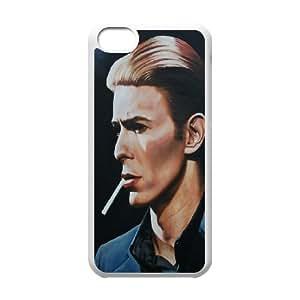 iPhone 5C Phone Case White David Bowie ES3TY7844663