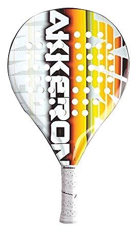 Akkeron Falcon Pala de pádel, Unisex Adulto, Amarillo, Talla Única: Amazon.es: Deportes y aire libre