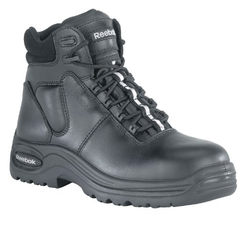 1 9 Composite 2 Size Men's Black Toe Reebok 6H Leather RB6750 Boots Work Material Upper Type 95W qYn6wZ