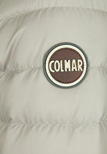 Cookie Bianco Long COLMAR One size Sleeve Women's Plain Down Pure white Jacket RHHwv