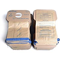 Electrolux Style C, Airplus 4 Ply Tank Vacuum Cleaner Paper Bags 100 PK # 805FPC