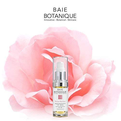 Aceite facial anti envejecimiento. Rosa Absoluta, Rosa Mosqueta, Camelia, Borraja, Frambuesa, Onagra, Abisinia y Aceite de Amla.