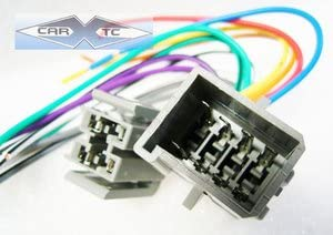 amazon.com: carxtc stereo wire harness oem fits ford mustang 83 84 1983  1984: car electronics  amazon.com