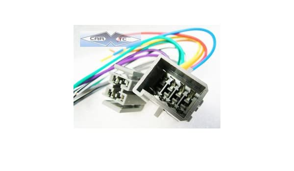 amazon com: stereo wire harness oem ford tempo 83 84 85 (car radio wiring  installation pa : car electronics