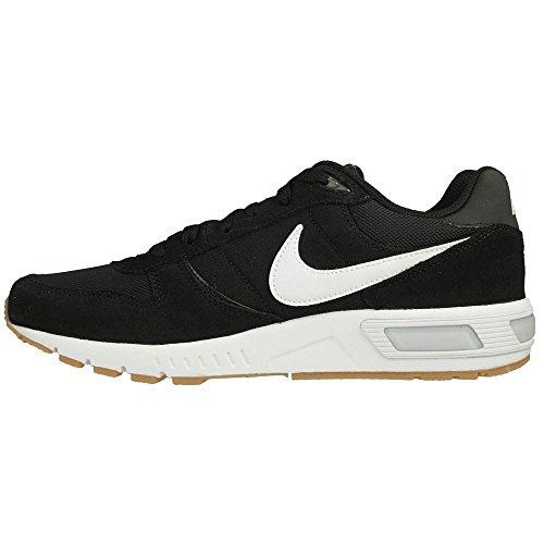 Herren Black Sneaker Nike Nightgazer White fTqTaAY