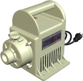 General Hydroponics GH2707 1250 GPH TNC 1/4 HP Water Pump