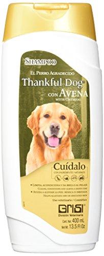 Grisi Shampoo para Perro, del Perro Agradecido Avena, 400 ML