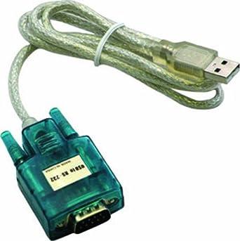 Adam Equipment RS-232 a USB Cable de interfaz, para los saldos: Amazon.es: Amazon.es