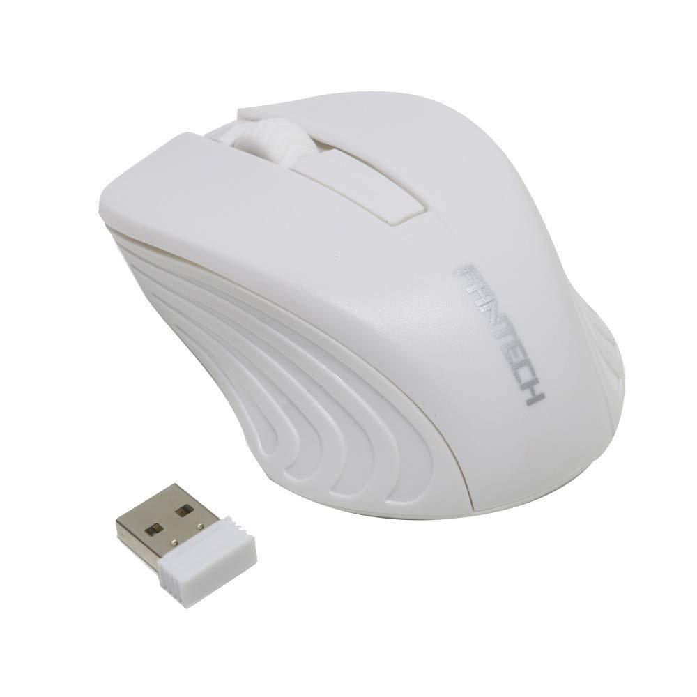 Amazon.com: FANTECH W189 2.4GHz Wireless Office Smart Sleep Silent Optical USB PC Mouse Under 5 Dollar: Computers & Accessories