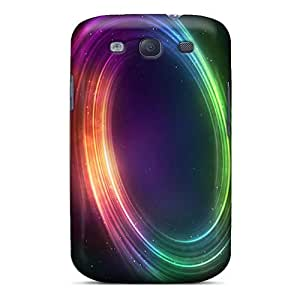 Galaxy High Quality Cases/ Space Swirl KZp8522HFhw Cases Covers For Galaxy S3