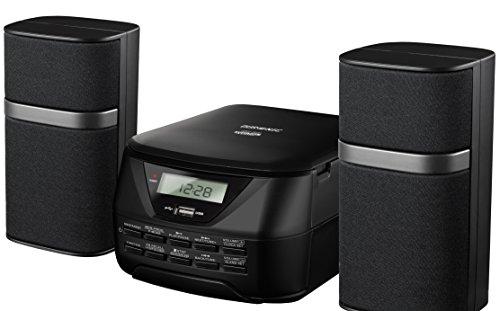 Duronic RCD017 Micro Hi-Fi Audio System CD/MP3 CD/USB/FM Radio/AUX -...