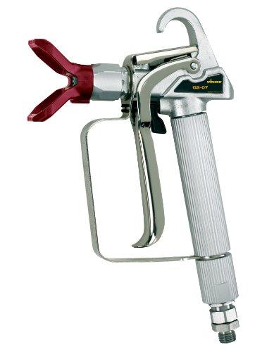 Wagner Spraytech 0286024 Gs-07 Spray Gun 4 Finger: Airless Piston Pumps