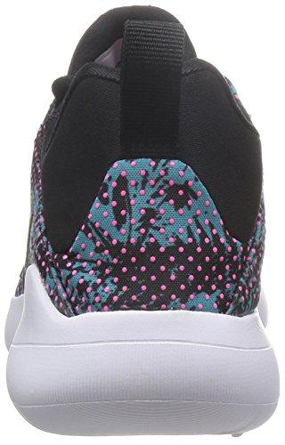 Nike Kaishi 2,0 Afdruk Vrouwen Gamma Blauw / Zwart-roze Ontploffing