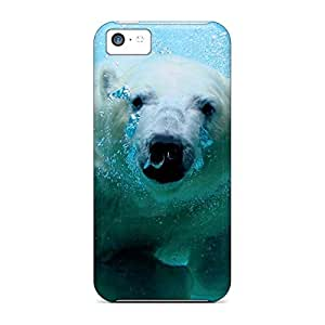 Durable mobile phone case Skin Cases Covers for iphone 6 4.7 Classic shell iphone 6 4.7 case 6p - polar bear