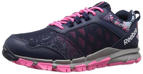 Shoe Running Blue Zee Avon Trail Pink Solar Navy Collegiate Warrior Reebok x1w4EtqAq