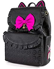 Loungefly x Overwatch D.VA Ruffled-Trim Cat Ears Mini Backpack