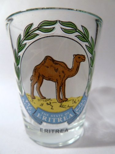 (Eritrea Coat Of Arms Shot)