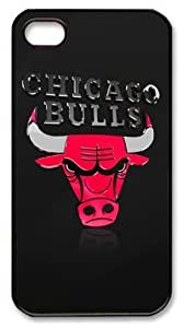 LZHCASE Personalized Protective Case For Samsung Galsxy S3 I9300 Cover NBA Chicago Bulls Logo
