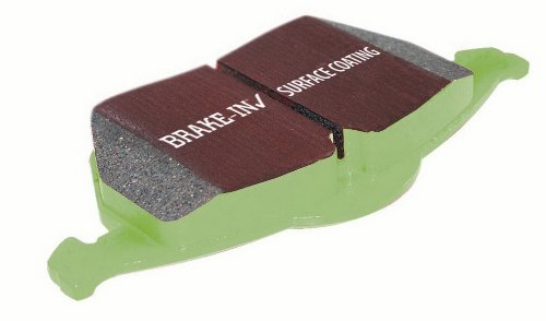 EBC Brakes DP2839 Greenstuff 2000 Series Sport Brake Pad by EBC Brakes