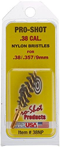 Pro-Shot .38/357 Caliber-.9-mm Nylon Pistol Brush