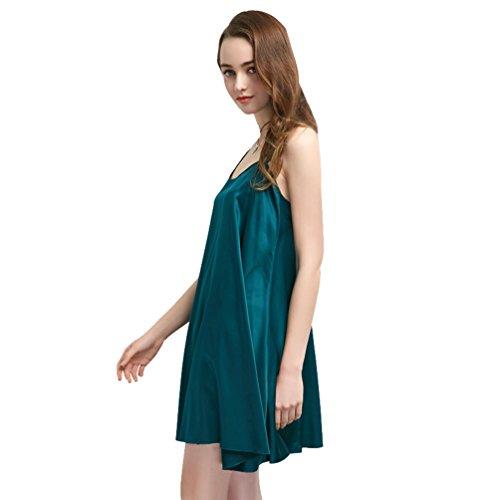Global Verde Camicia notte da TT Donna FB1aWwqFd