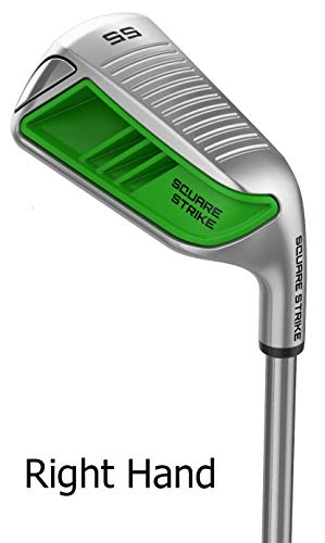 Square Strike Wedge (Right Hand, 55°) -Pitching & Chipping Wedge for Men & Women -Legal for Tournament Play -Engineered by Hot List Winning Designer -Cut Strokes from Your Golf Game -