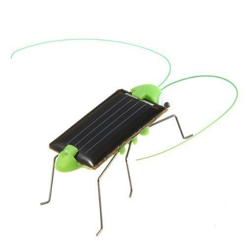 - Frightened Grasshopper Kit - Solar Powered