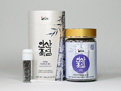 Ultimate Purple 9X Bamboo Salt (Crystal) 240g by My Bamboo Salt