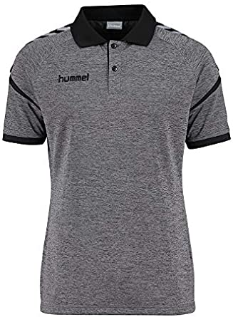 hummel Auth. Charge Functional Polo, Hombre: Amazon.es: Ropa y ...
