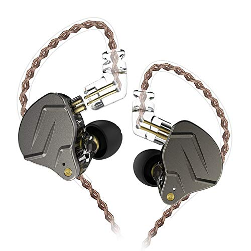Stylish Personality Dynamic Headphones with Wheat Bass