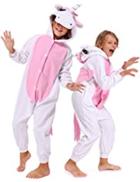 f503ef5e61eb3 Girl's Novelty One Piece Pajamas | Amazon.com