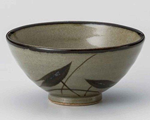 Mashiko Mizukusa 4.6inch Set of 10 Rice bowls Ceramic Made in Japan by Watou.asia (Image #1)